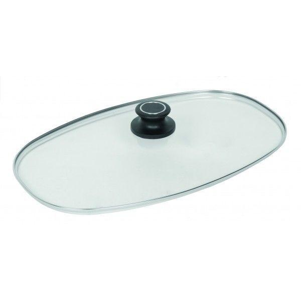 Стъклен капак - 40х24 см.