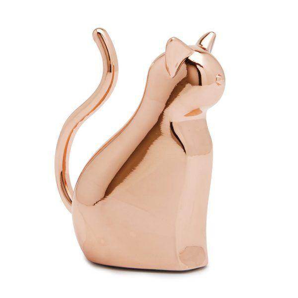 1004287 880 anigram cat ring hldr copper 01 Марка: Umbra HK Limited <br />Модел: UMBRA 1004287-880<br />Доставка: 2-4 работни дни<br />Гаранция: 2 години