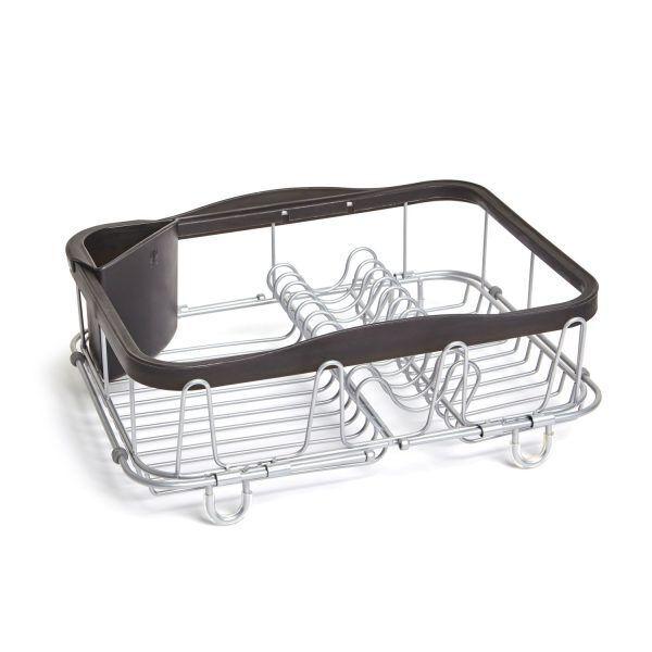 1004292 47 umbra sinkin 3 in 1 dish rack black 01 Марка: Umbra HK Limited <br />Модел: UMBRA 1004292-047<br />Доставка: 2-4 работни дни<br />Гаранция: 2 години