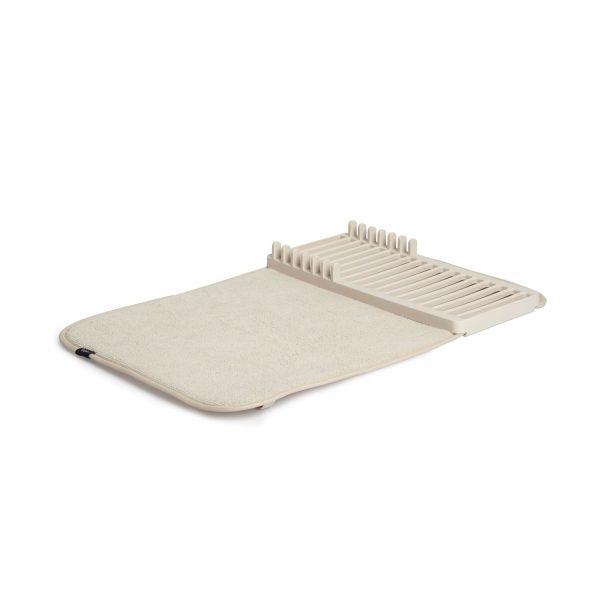 1004301 354 umbra udry drying mat mini linen 01 Марка: Umbra HK Limited <br />Модел: UMBRA 1004301-354<br />Доставка: 2-4 работни дни<br />Гаранция: 2 години