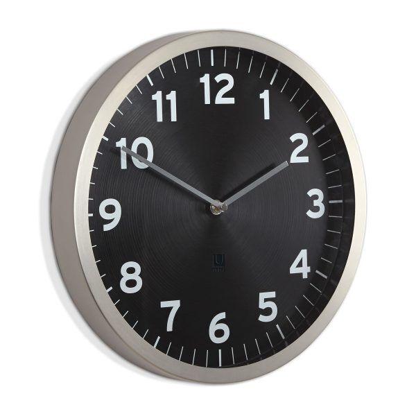 1005476 040 anytime clock cc 01 Марка: Umbra HK Limited <br />Модел: UMBRA 1005476-040<br />Доставка: 2-4 работни дни<br />Гаранция: 2 години
