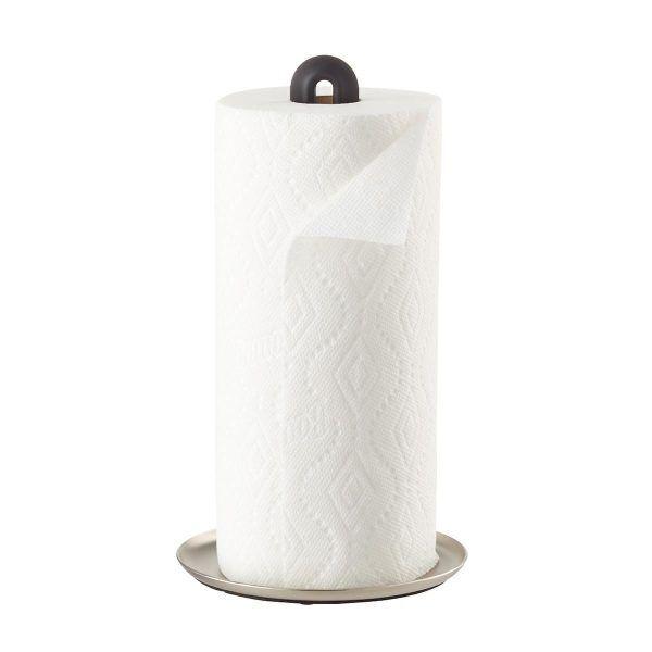 10073754 keyhole paper towel holder Марка: Umbra HK Limited <br />Модел: UMBRA 1005264-047<br />Доставка: 2-4 работни дни<br />Гаранция: 2 години