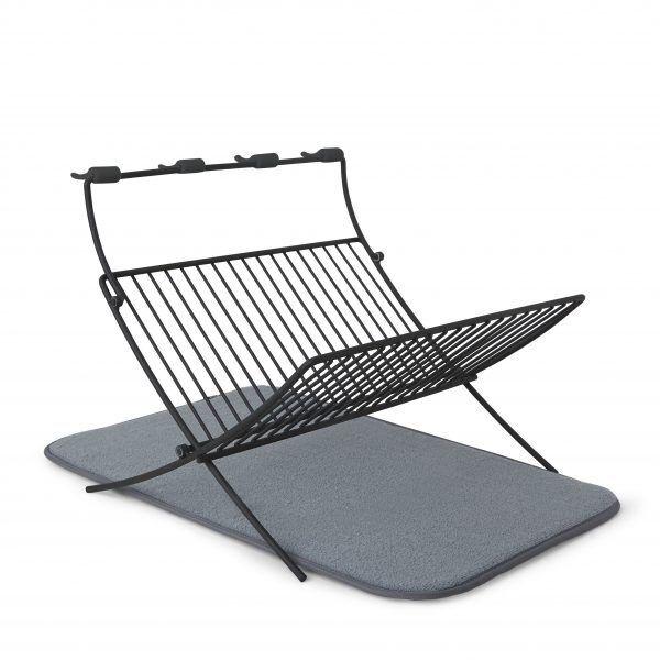 1009253 149 umbra xdry folding rack charcoal 01 scaled Марка: Umbra HK Limited <br />Модел: UMBRA 1009253-149<br />Доставка: 2-4 работни дни<br />Гаранция: 2 години