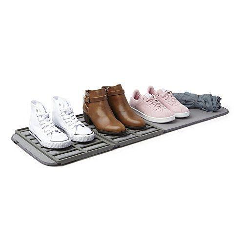 UMBRA Сушилник за обувки SHOE DRY - цвят сив