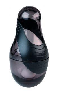JAMIE OLIVER Шейкър за дресинги и марината - сив (без лъжица)