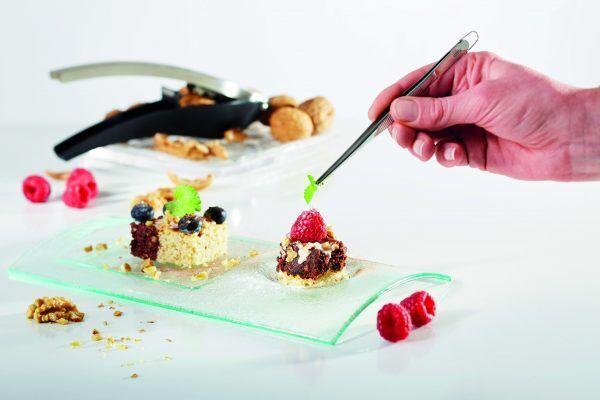 11930 kitchen tweezers preciso ambiente Марка: GEFU - GERMANY <br />Модел: GEFU 11930<br />Доставка: 2-4 работни дни<br />Гаранция: 2 години