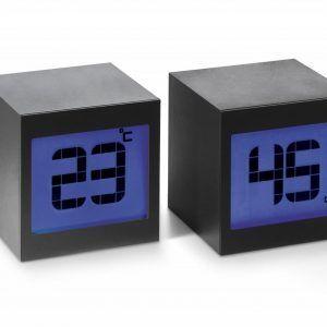 "PHILIPPI Двоен часовник с аларма ""TWO"""