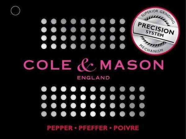 15129 1 35 Марка: COLE & MASON <br />Модел: Cole & Mason HA 0824P<br />Доставка: 2-4 работни дни<br />Гаранция: 2 години