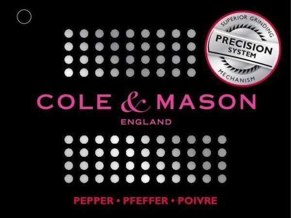 15129 4 Марка: COLE & MASON <br />Модел: Cole & Mason H 33501P<br />Доставка: 2-4 работни дни<br />Гаранция: 2 години