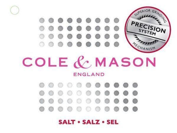 15130 3 2 6 Марка: COLE & MASON <br />Модел: Cole & Mason H 57502P<br />Доставка: 2-4 работни дни<br />Гаранция: 2 години
