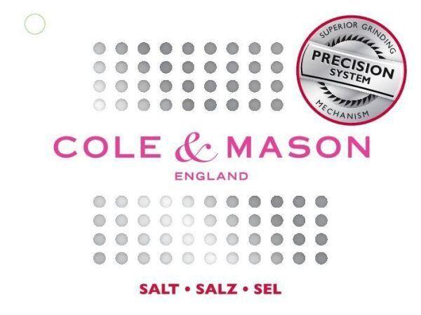 15130 4 Марка: COLE & MASON <br />Модел: Cole & Mason H 57508P<br />Доставка: 2-4 работни дни<br />Гаранция: 2 години