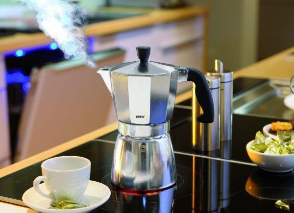 16070 16080 16090 espressokocher ambiente gefu 3 scaled Марка: GEFU - GERMANY <br />Модел: GEFU 16070<br />Доставка: 2-4 работни дни<br />Гаранция: 2 години