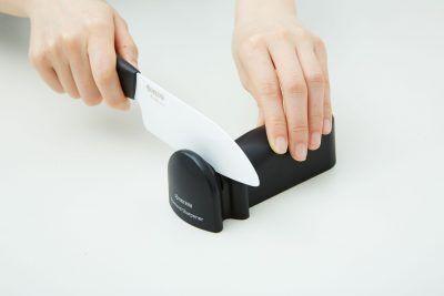 KYOCERA Точило зо керамични и стоманени ножове