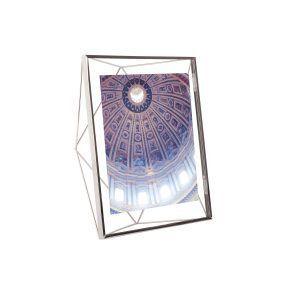 "UMBRA Рамка за снимки ""PRISMA"" - цвят хром - 20х25см"