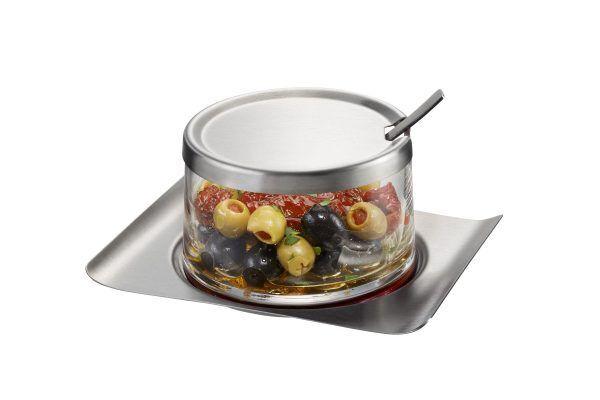 33650 gefu marmeladenglas brunch 02 Марка: GEFU - GERMANY <br />Модел: GEFU 33650<br />Доставка: 2-4 работни дни<br />Гаранция: 2 години