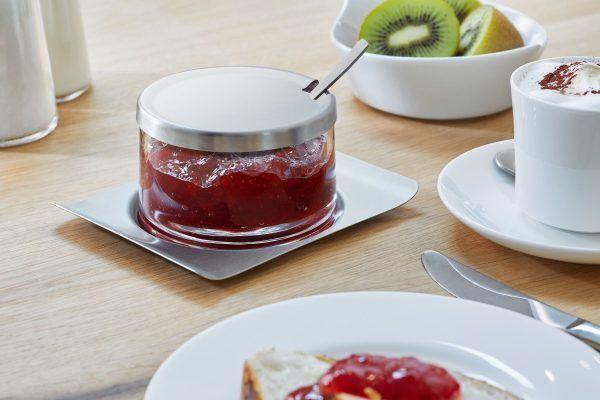 33650 gefu marmeladenglas brunch 03 Марка: GEFU - GERMANY <br />Модел: GEFU 33650<br />Доставка: 2-4 работни дни<br />Гаранция: 2 години