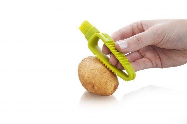 4662660 vegetableknife brush v3 1 Марка: TOMORROW`S KITCHEN <br />Модел: TK 4662660<br />Доставка: 2-4 работни дни<br />Гаранция: 2 години