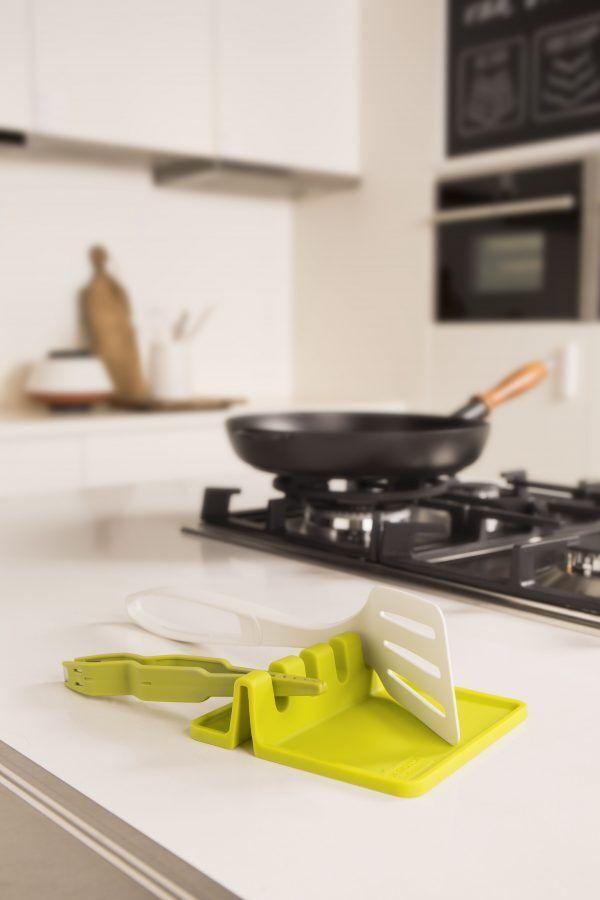 46703606 utensilrest green 1 Марка: TOMORROW`S KITCHEN <br />Модел: TK 46703606<br />Доставка: 2-4 работни дни<br />Гаранция: 2 години