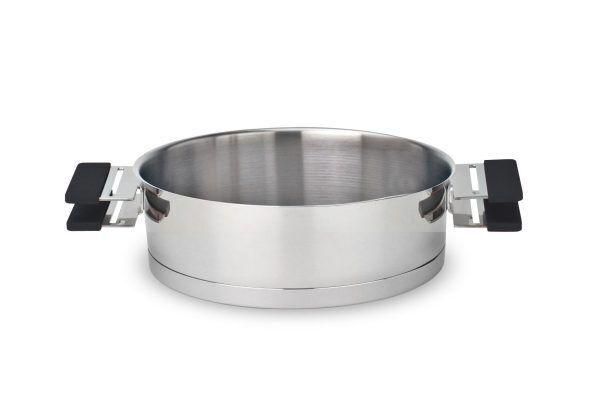 63d122dd50 paella pan no lid 24 Марка: SILAMPOS <br />Модел: Rainbow satin black 63D124 - DC5024 - 100<br />Доставка: 2-4 работни дни<br />Гаранция: 2 години