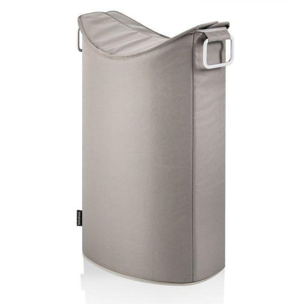 BLOMUS Кош за пране FRISKO - цвят сиво-кафяв
