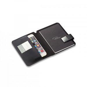 PHILIPPI   Калъф TOM за смартфон + бележник - с магнитно закопчаване - А6
