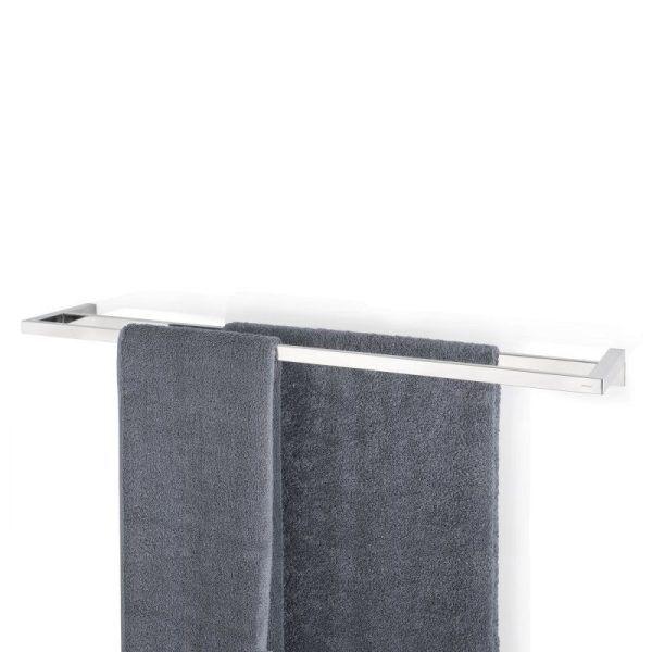 BLOMUS Двойна закачалка за кърпи MENOTO - полирана  - 84 см.