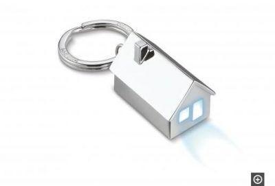 """PHILIPPI Ключодържател къща с LED светлина """"HAUS"""""""