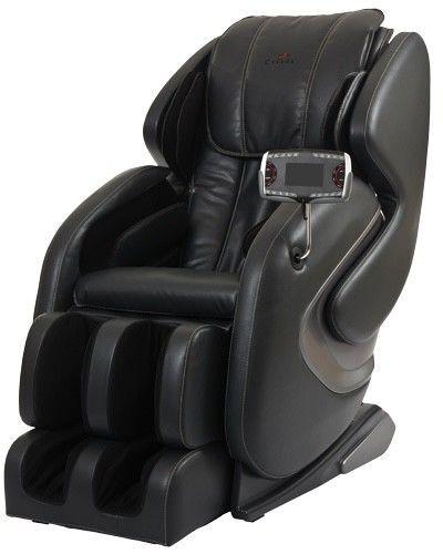 """CASADA Масажен стол """"BETASONIC"""" с антистрес система Braintronics® - цвят черен"""