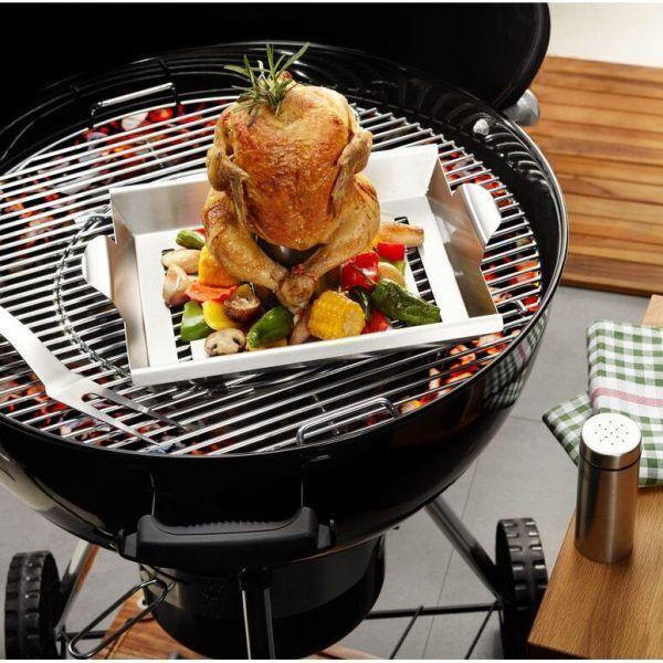 GEFU Комплект за приготвяне на барбекю – 9 части