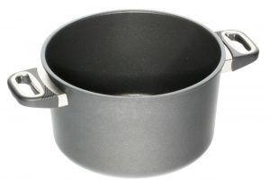 AMT Тенджера дълбока индукционна 15 см. -  Ø 26