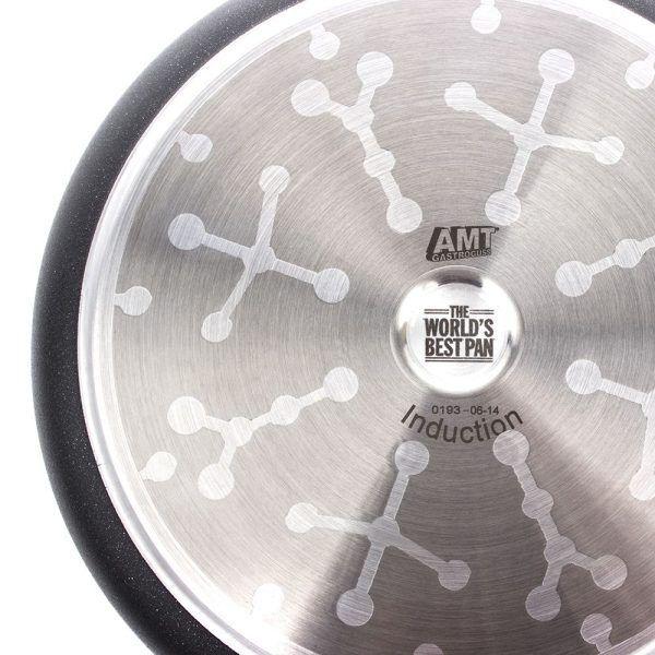 amt induction bottom 3 Марка: AMT <br />Модел: AMT I-E285G<br />Доставка: 2-4 работни дни<br />Гаранция: 2 години
