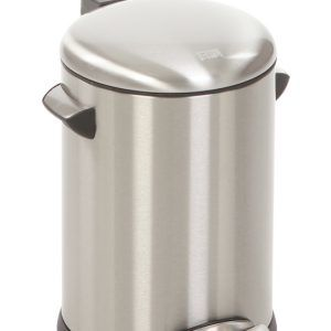 "EKO Кош за отпадъци с педал  ""BELLE DELUXE""- 3 литра - мат"