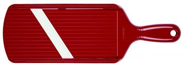 KYOCERA Универсално ренде с керамично острие - цвят червен