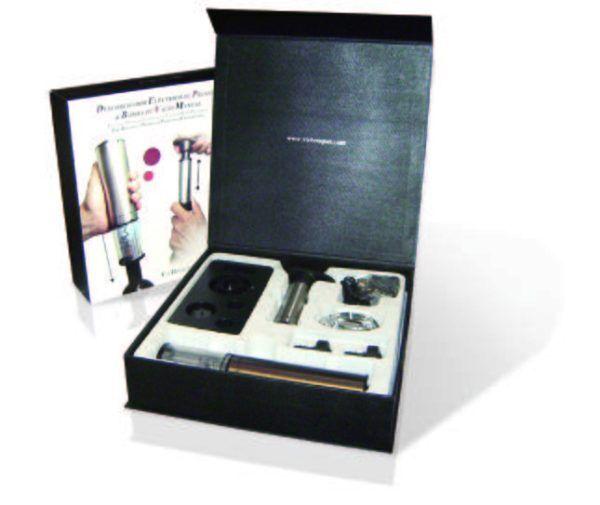 fi002 pack b copia Марка: Vin Bouquet <br />Модел: VB FI 002 SET<br />Доставка: 2-4 работни дни<br />Гаранция: 2 години