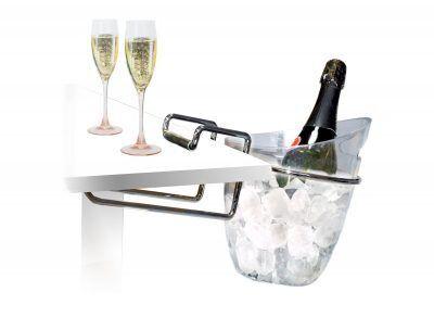 Vin Bouquet Поставка за маса за шампаниера
