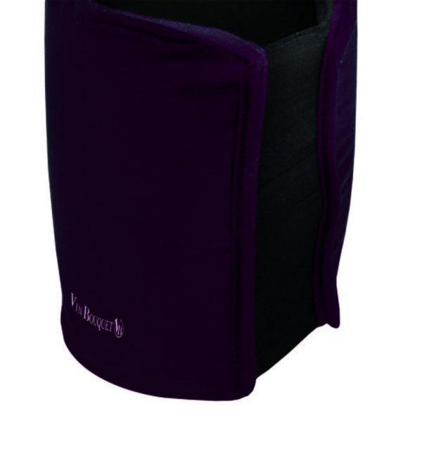 Vin Bouquet Охладител за бутилки  - цвят бордо