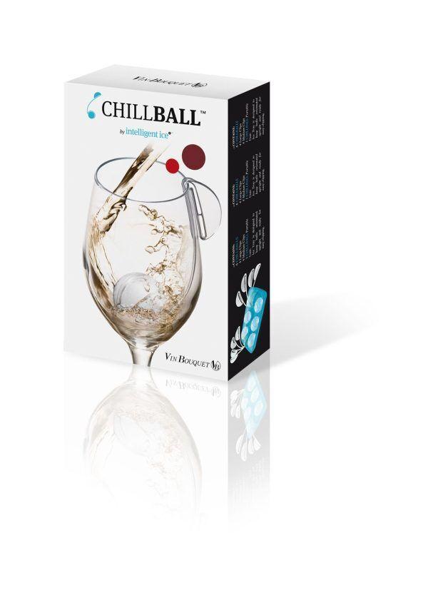 "Vin Bouquet Охладител за напитки топчета ""CHILL BALL"" - 6 бр."