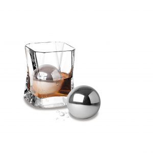 Vin Bouquet Стоманен охладител - топче