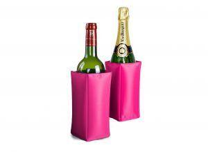 Vin Bouquet Охладител за бутилки - розов