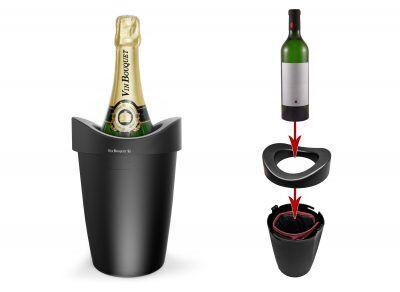 Vin Bouquet Охладител за бутилки с гел