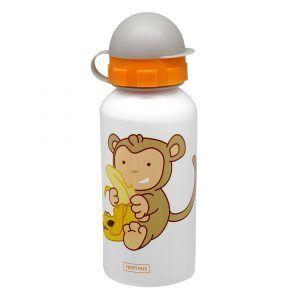 Vin Bouquet Детска бутилка за вода - маймунка