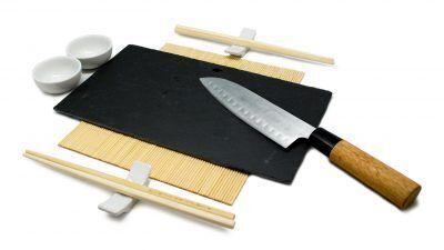 Nerthus  Сет за суши с нож