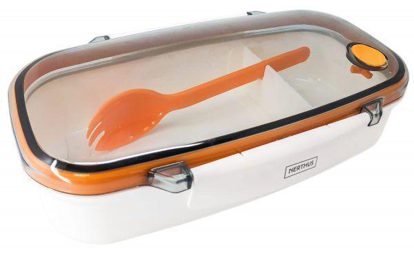 Vin Bouquet/Nerthus Комплект кутия за храна с разделител и прибор - 850 мл.