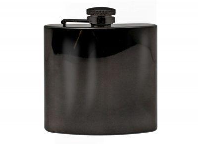 Vin Bouquet Бутилка за алкохол - черна