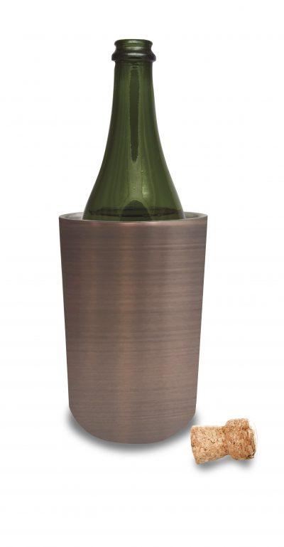 Vin Bouquet Меден охладител за бутилки - VINTAGE