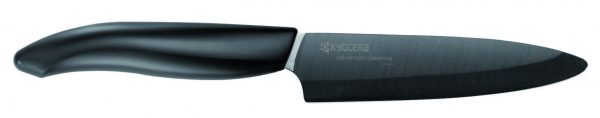 KYOCERA Универсален нож - черно острие/черна дръжка -11см