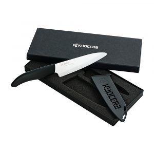 KYOCERA Комплект керамичен нож + предпазител