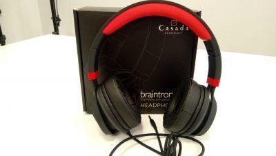 "CASADA Слушалки ""Braintronics"" Light"