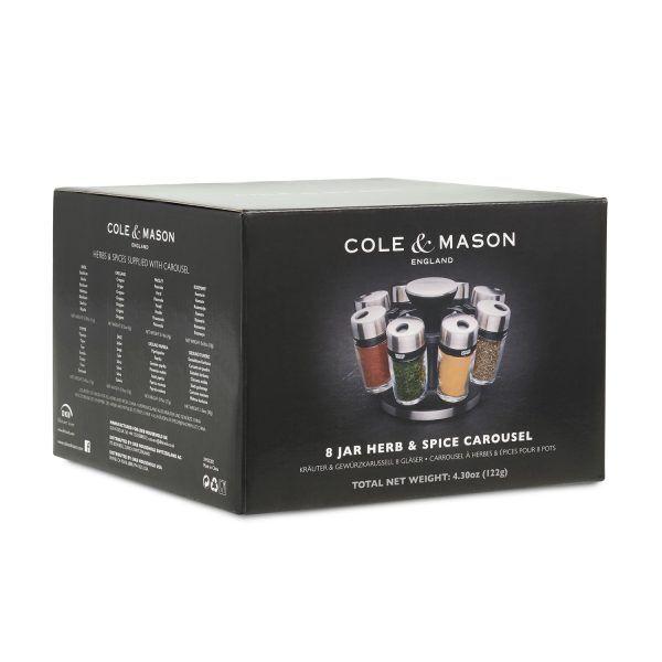 h121807 2 Марка: COLE & MASON <br />Модел: Cole & Mason H 121807<br />Доставка: 2-4 работни дни<br />Гаранция: 2 години