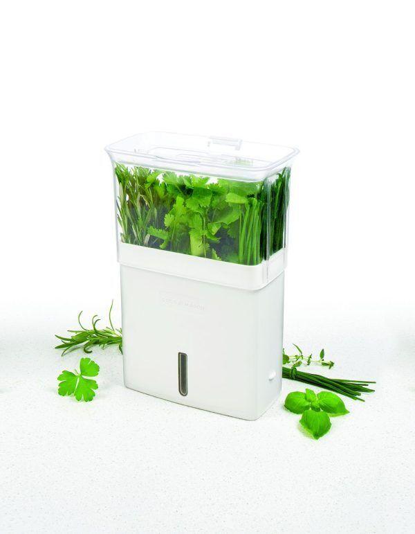 COLE & MASON Комплект за съхранение на зелени подправки и билки